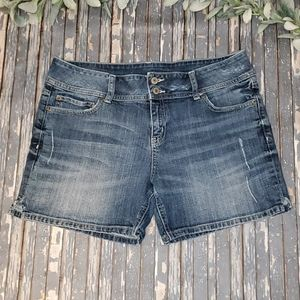 London Jean Shorts - Sz 12